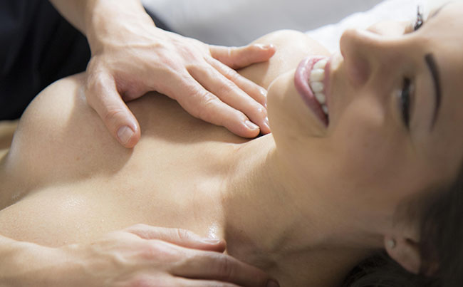 masaje tantrico mujer